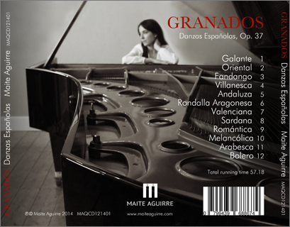 Maite - back cover