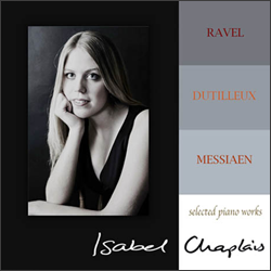 Isabel Chaplais - Selected Piano Works