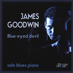 James Goodwin - Blue-eyed Devil CD