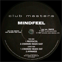 Mindfeel - Cranium Heads Out