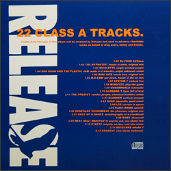 Release - 22 Class A Tracks